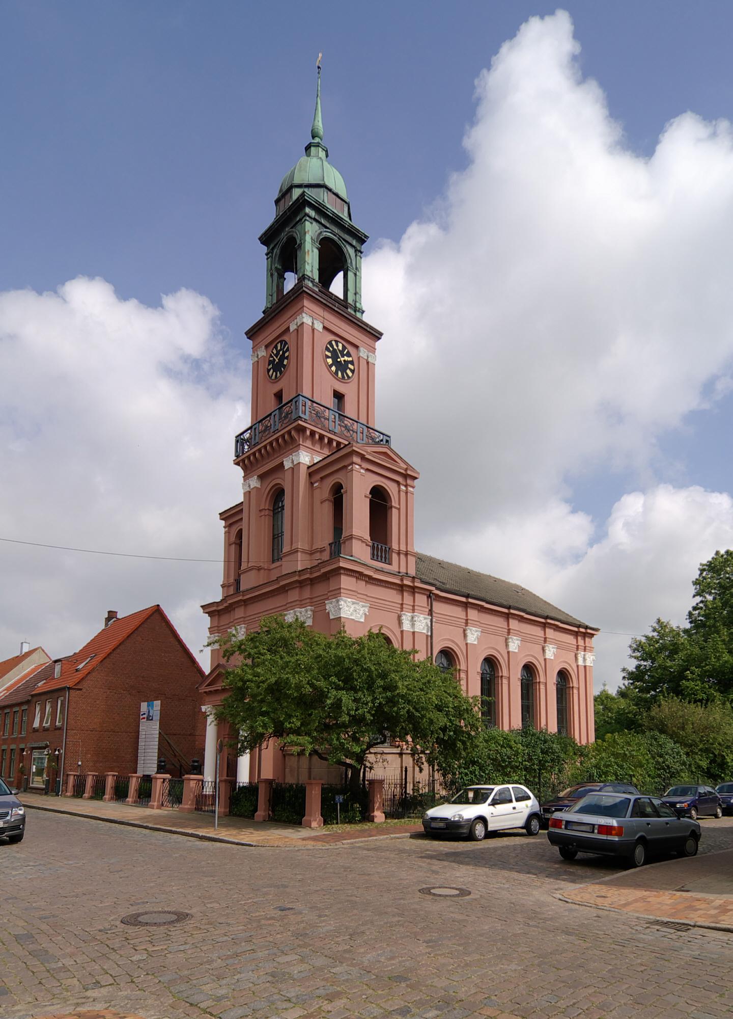 Katholische Kirche Büsum