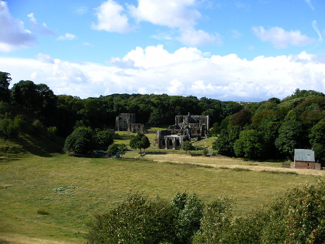 Furness Abbey - geograph.org.uk - 42926