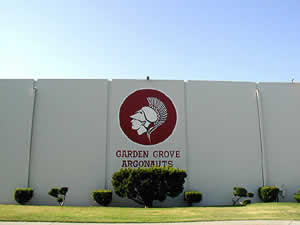 Garden grove unified high school district