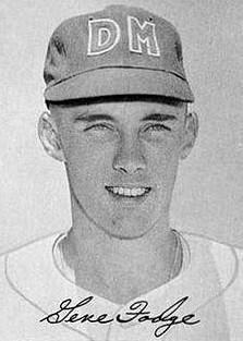 Gene Fodge American baseball player