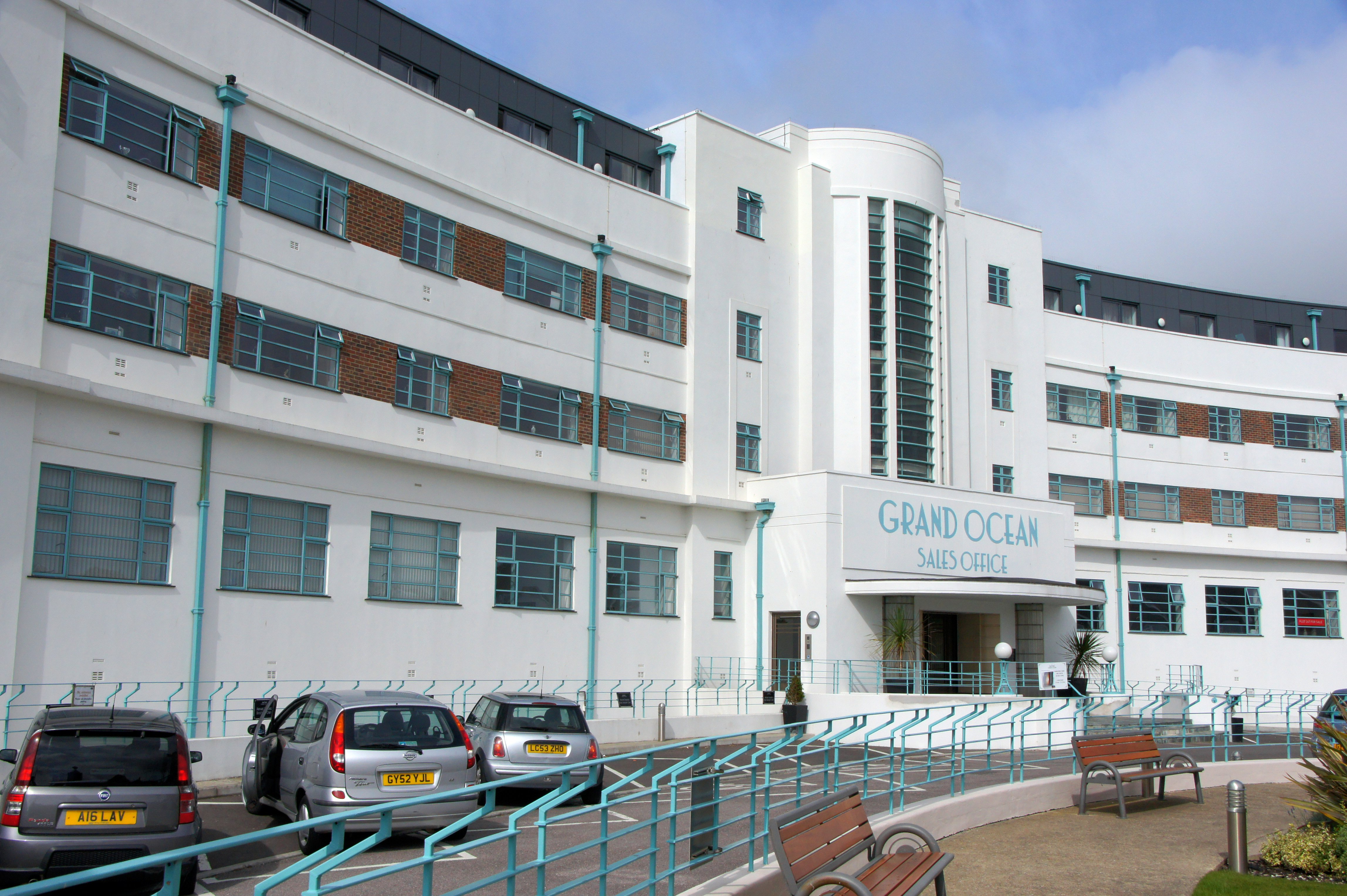 Grand Ocean Hotel Brighton