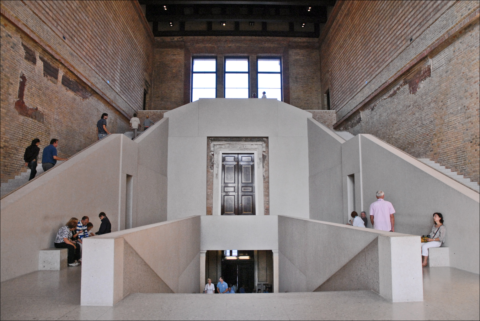 Neues Museum by David Chipperfield
