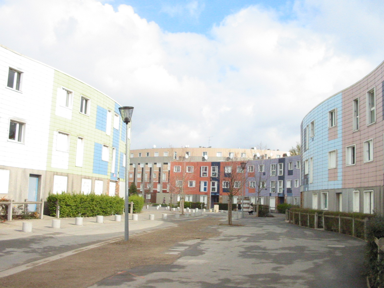 Centre Ville Ris Orangis