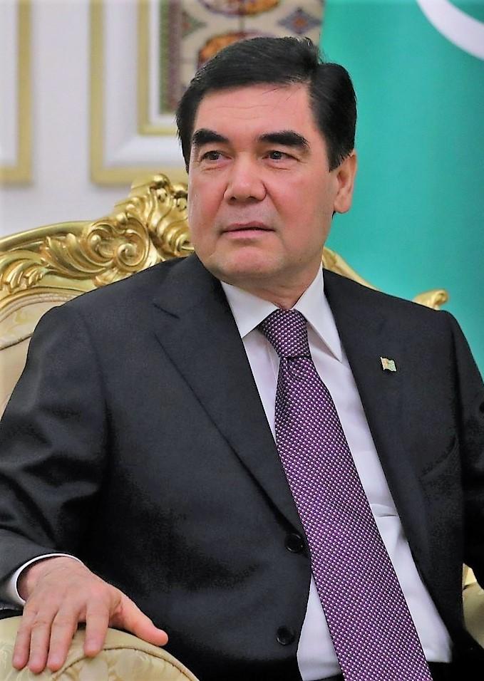 Бердымухамедов, Гурбангулы Мяликгулыевич — Википедия