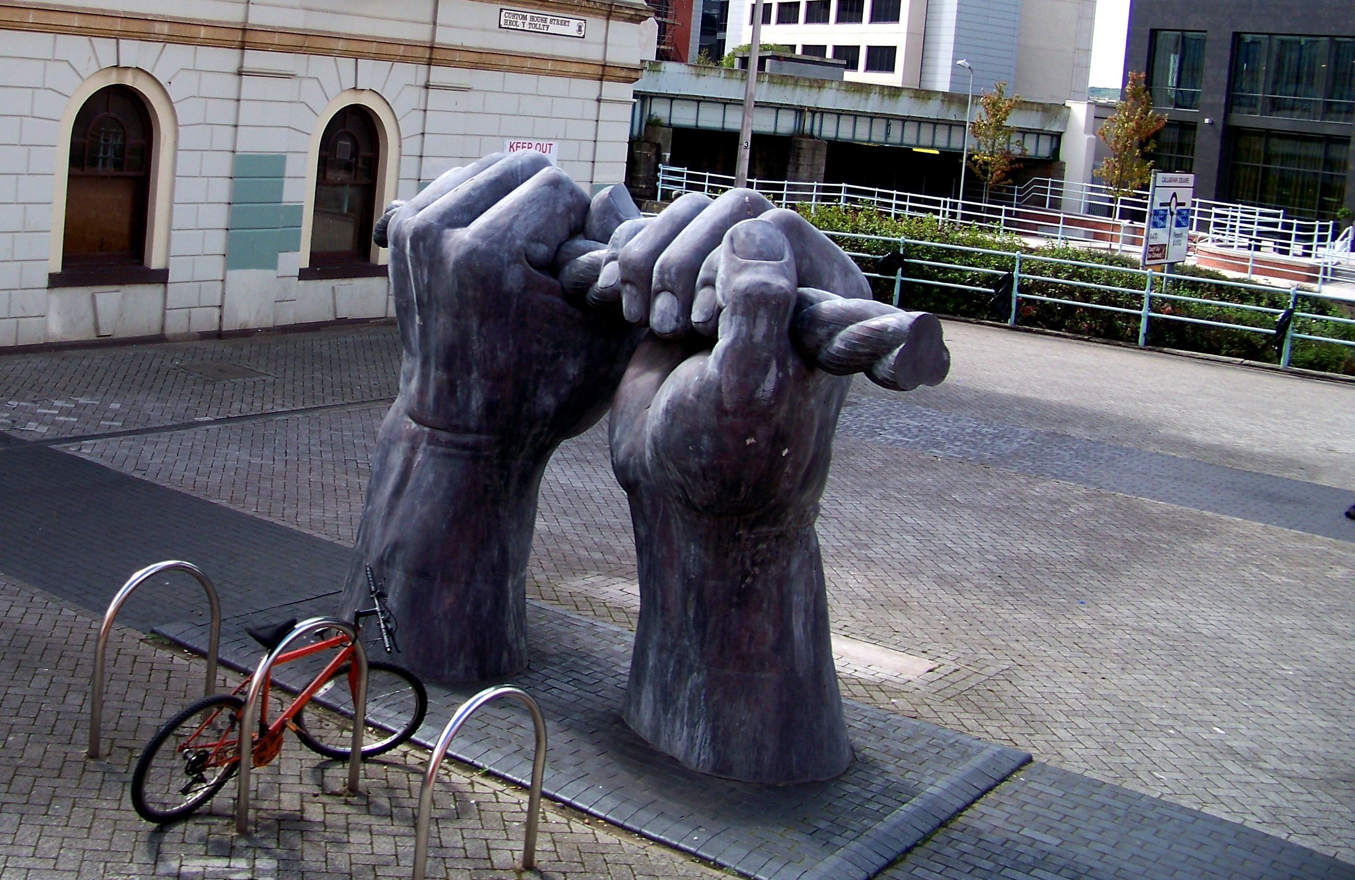 All Hands, Brian Fell