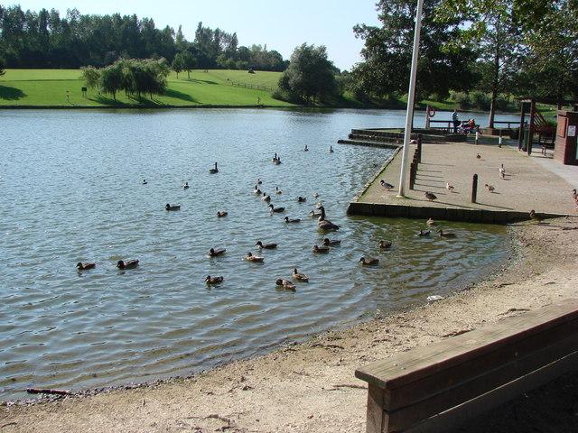 Hemsworth - Water Park