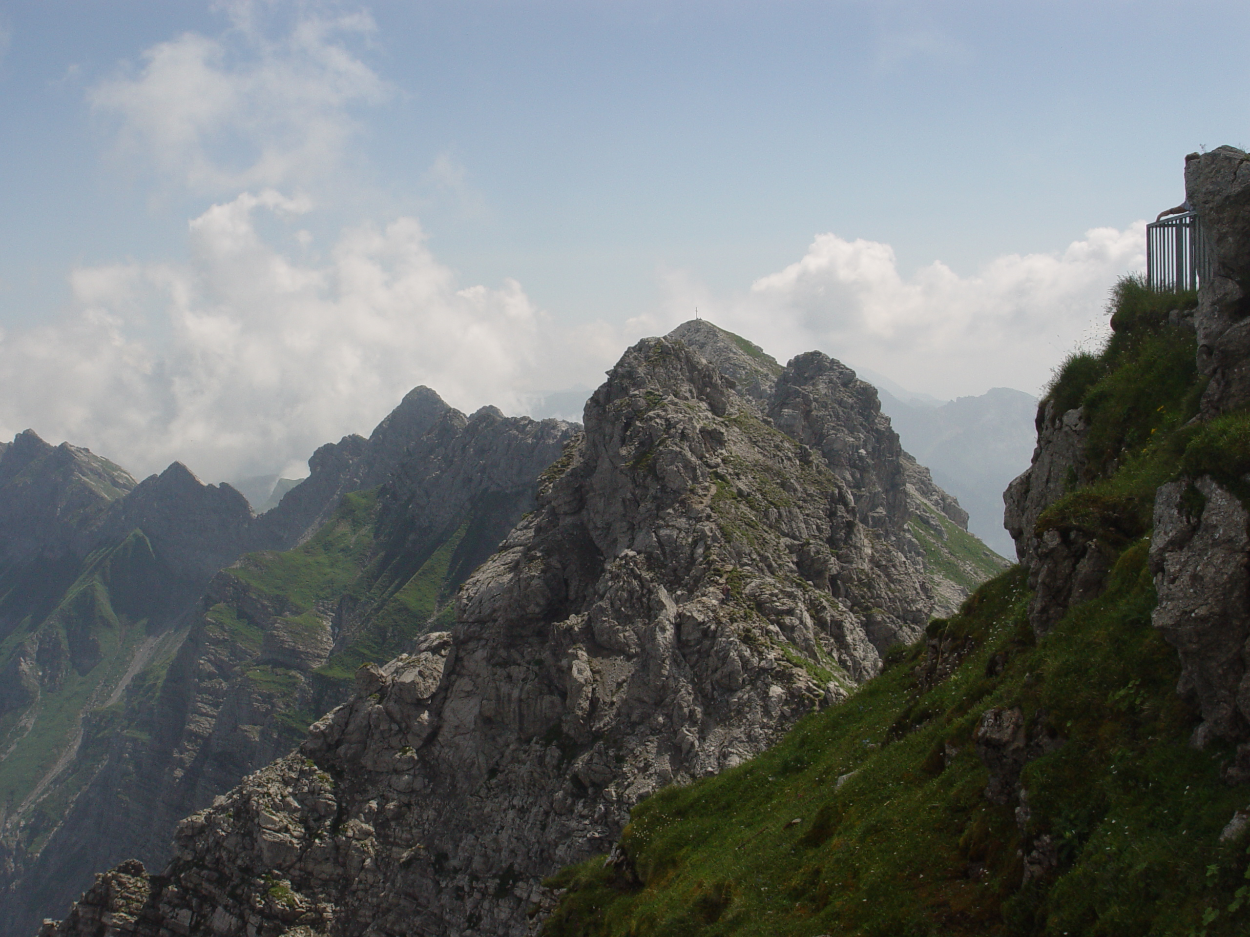 Hindelanger Klettersteig Wengenkopf : Datei:hindelanger klettersteig 3.jpg u2013 wikipedia