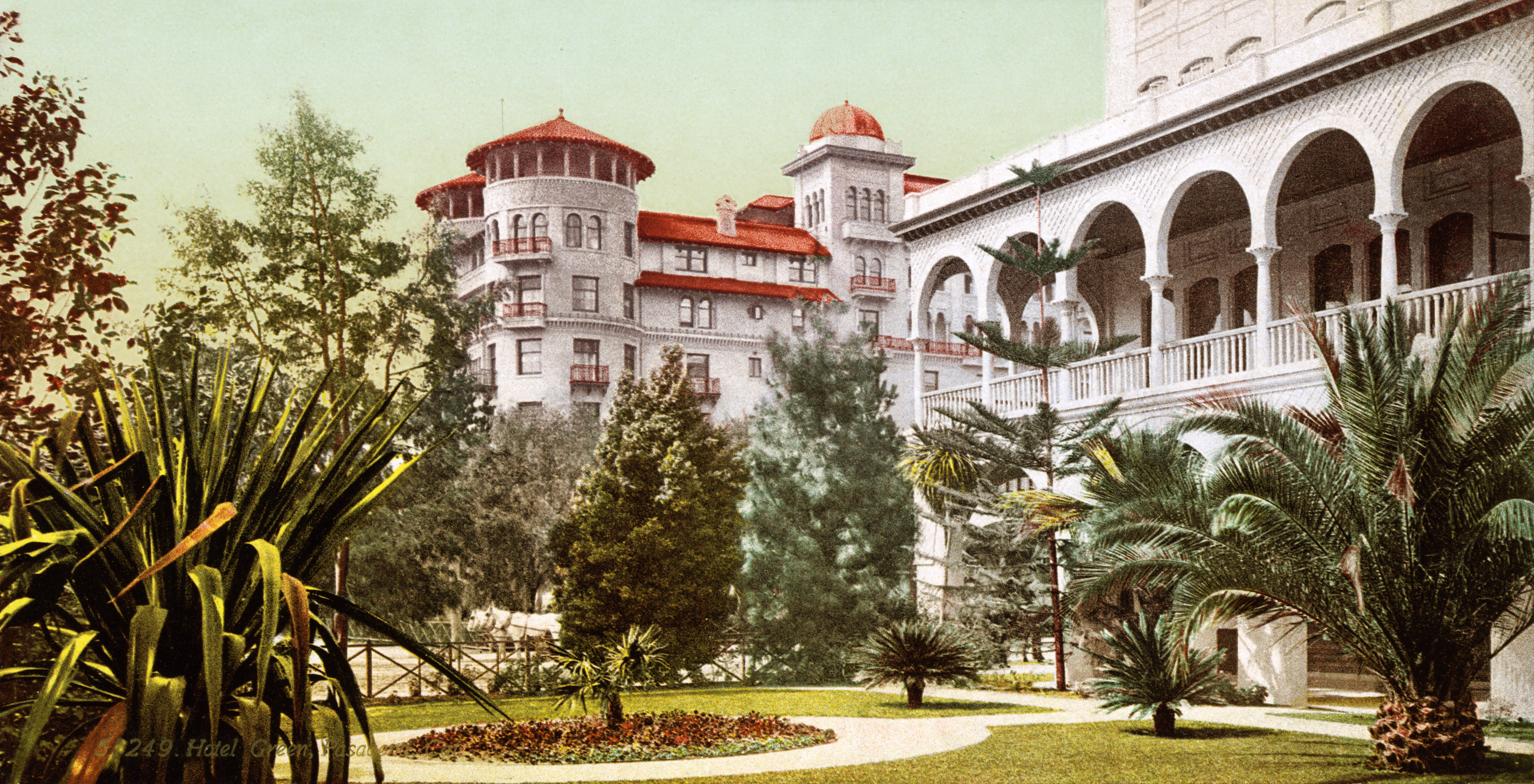 File Hotel Green Pasadena California Ca 1900 Jpg