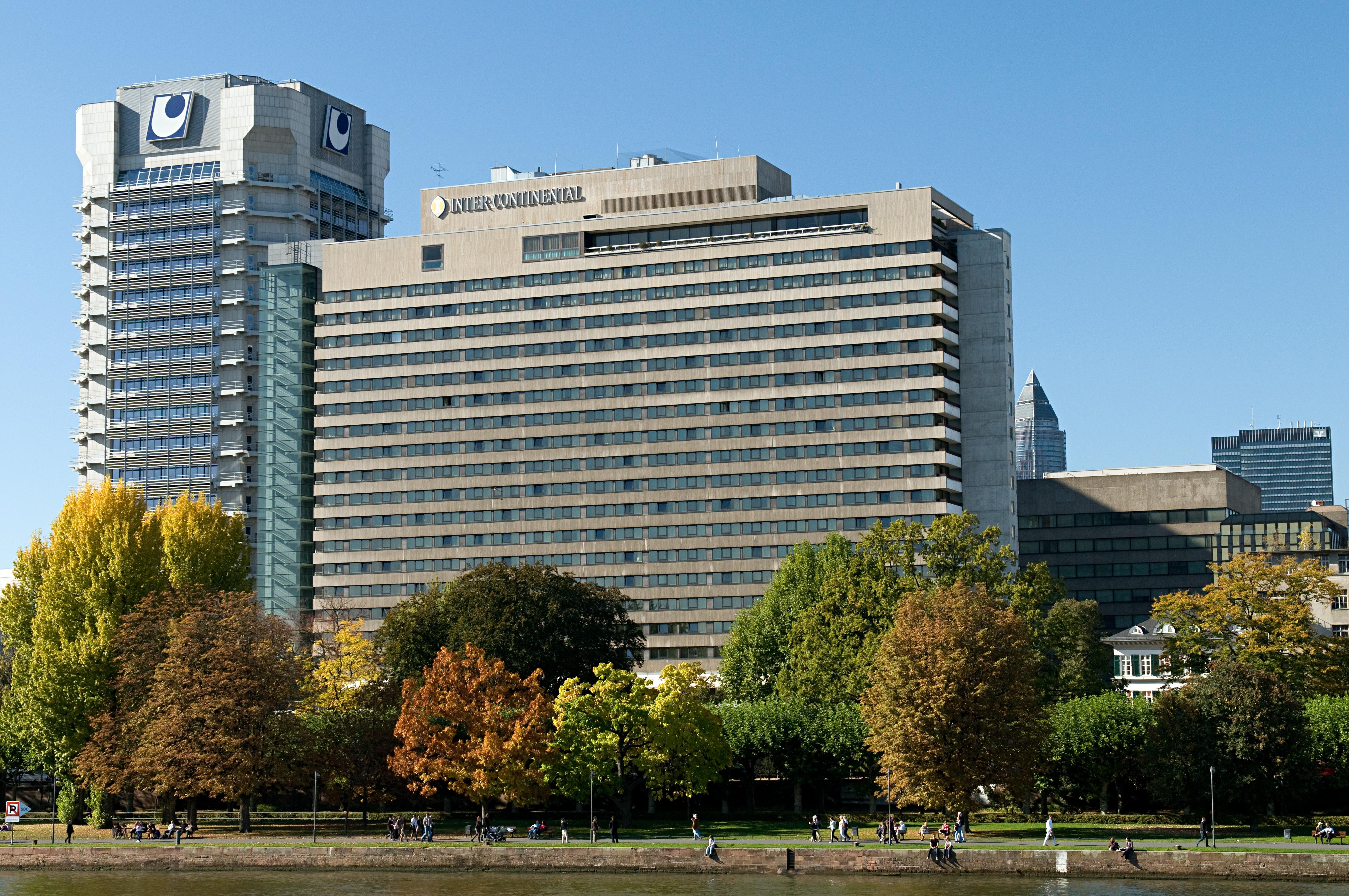 Hotel Berlin Intercontinental