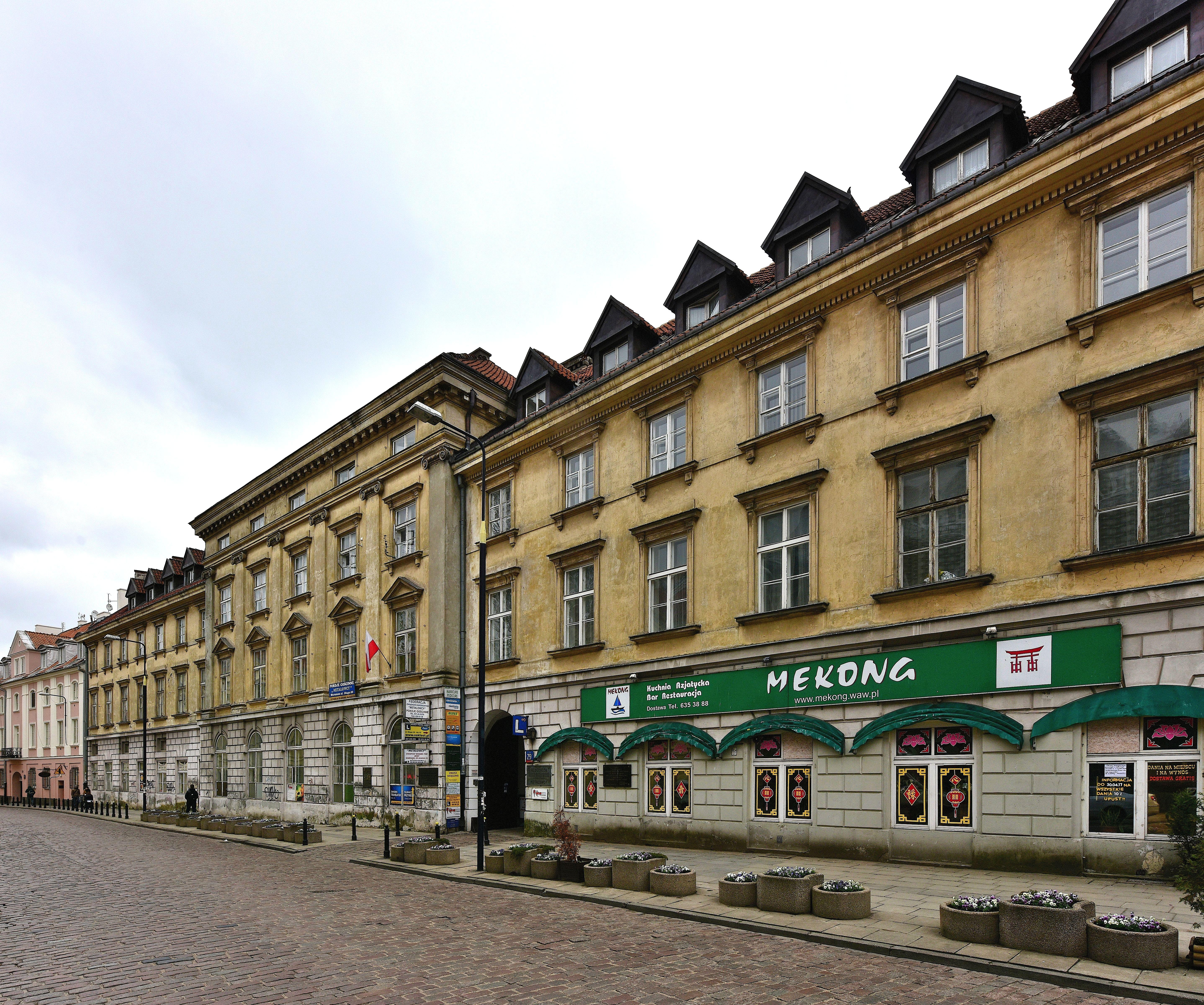 Filehotel Polski W Warszawie 2017jpg Wikimedia Commons