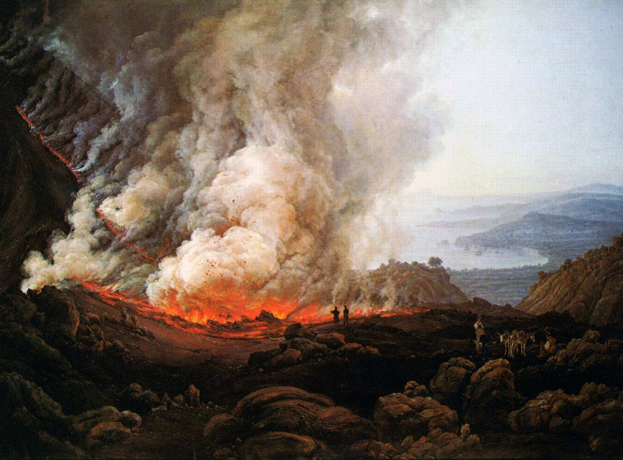 a description of vesuvius as a famous for the massive eruption in 79 ad Mount vesuvius: facts vesuvius is best known for the eruption in 79 ad that destroyed the city of pompeii eruption of mount vesuvius history.