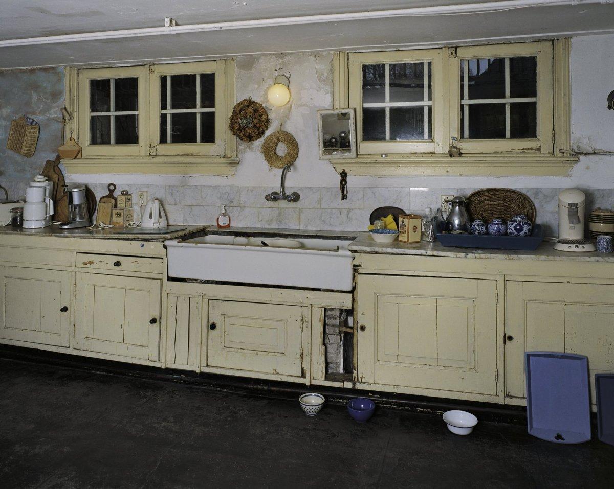 File interieur kelder aanrecht in keuken baarn for Interieur keuken