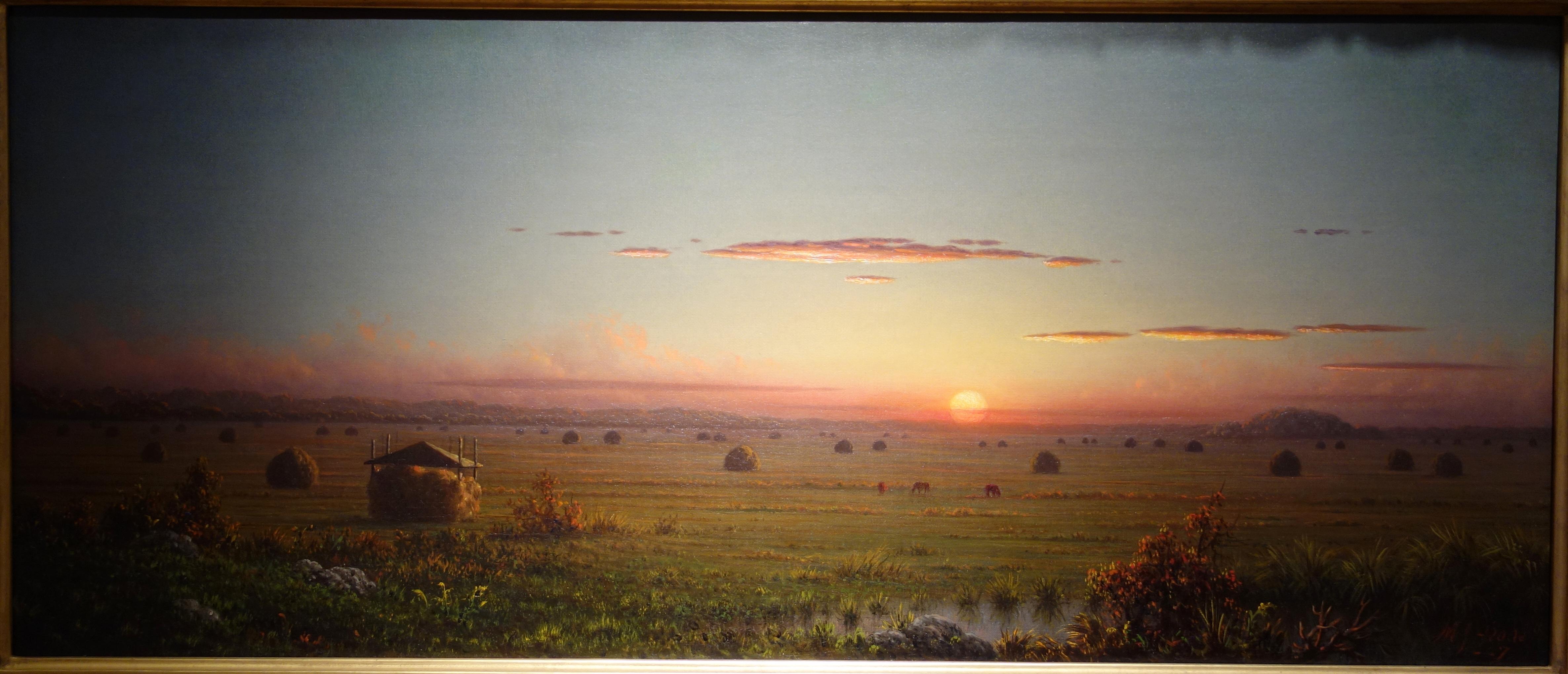 FileIpswich Marshes By Martin Johnson Heade 1867 Oil On