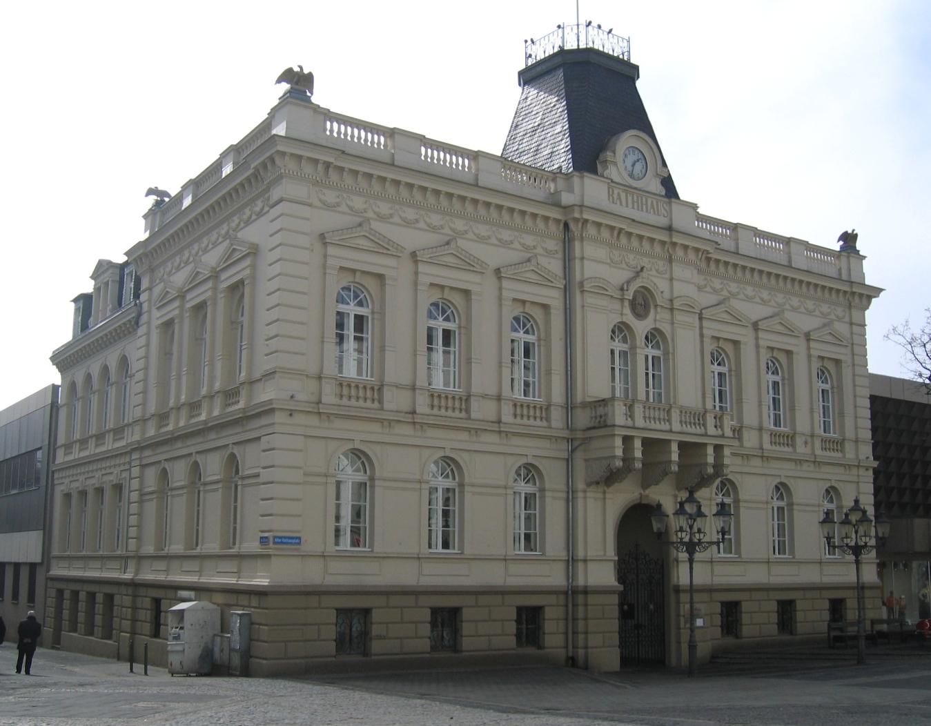 Stadtbücherei Iserlohn | Mapio.net