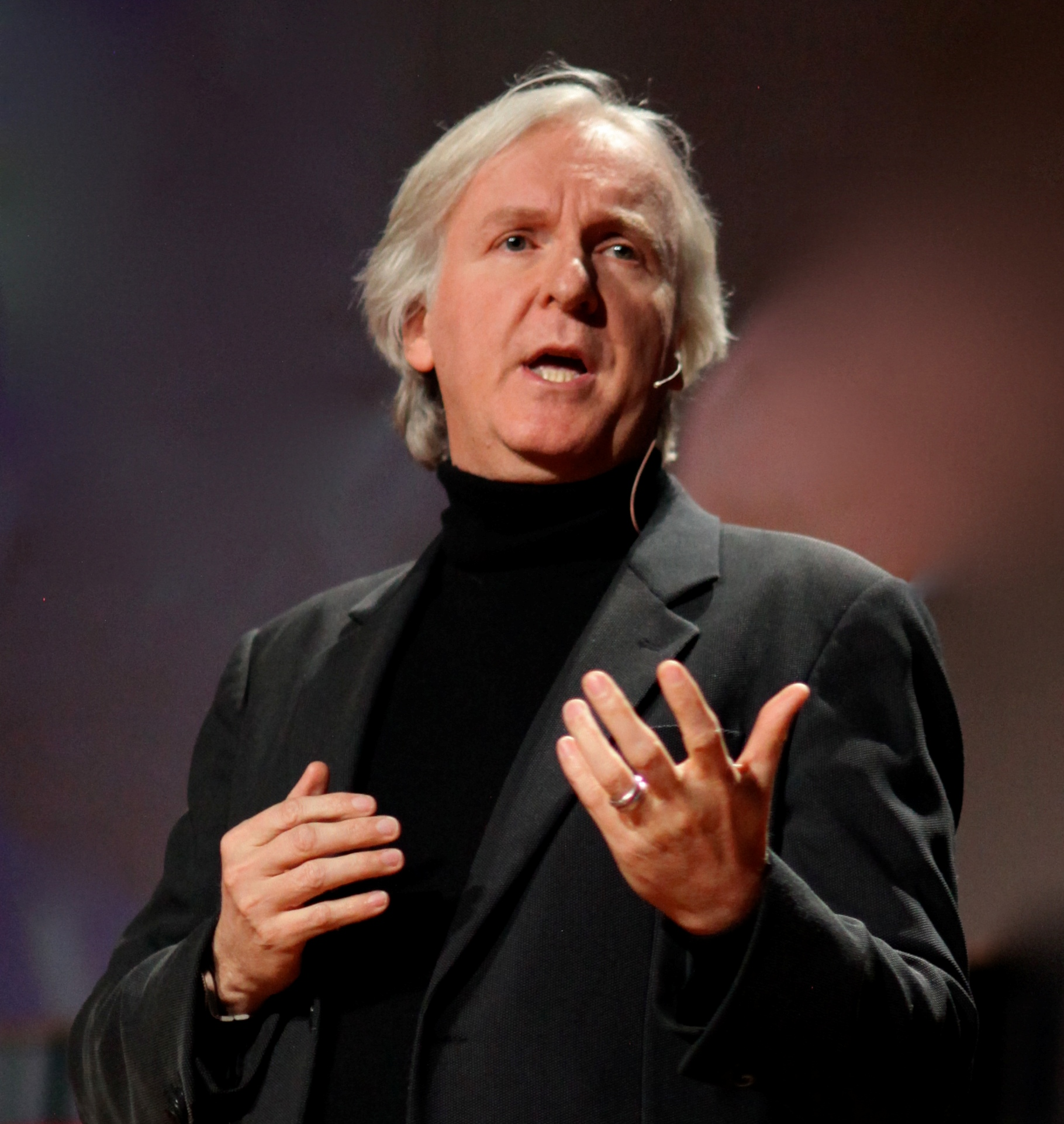 James Cameron: How To Finish A Huge Assignment Or Project Overnight