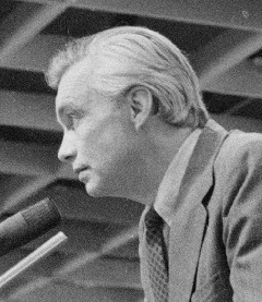 Jan Glastra van Loon in 1979
