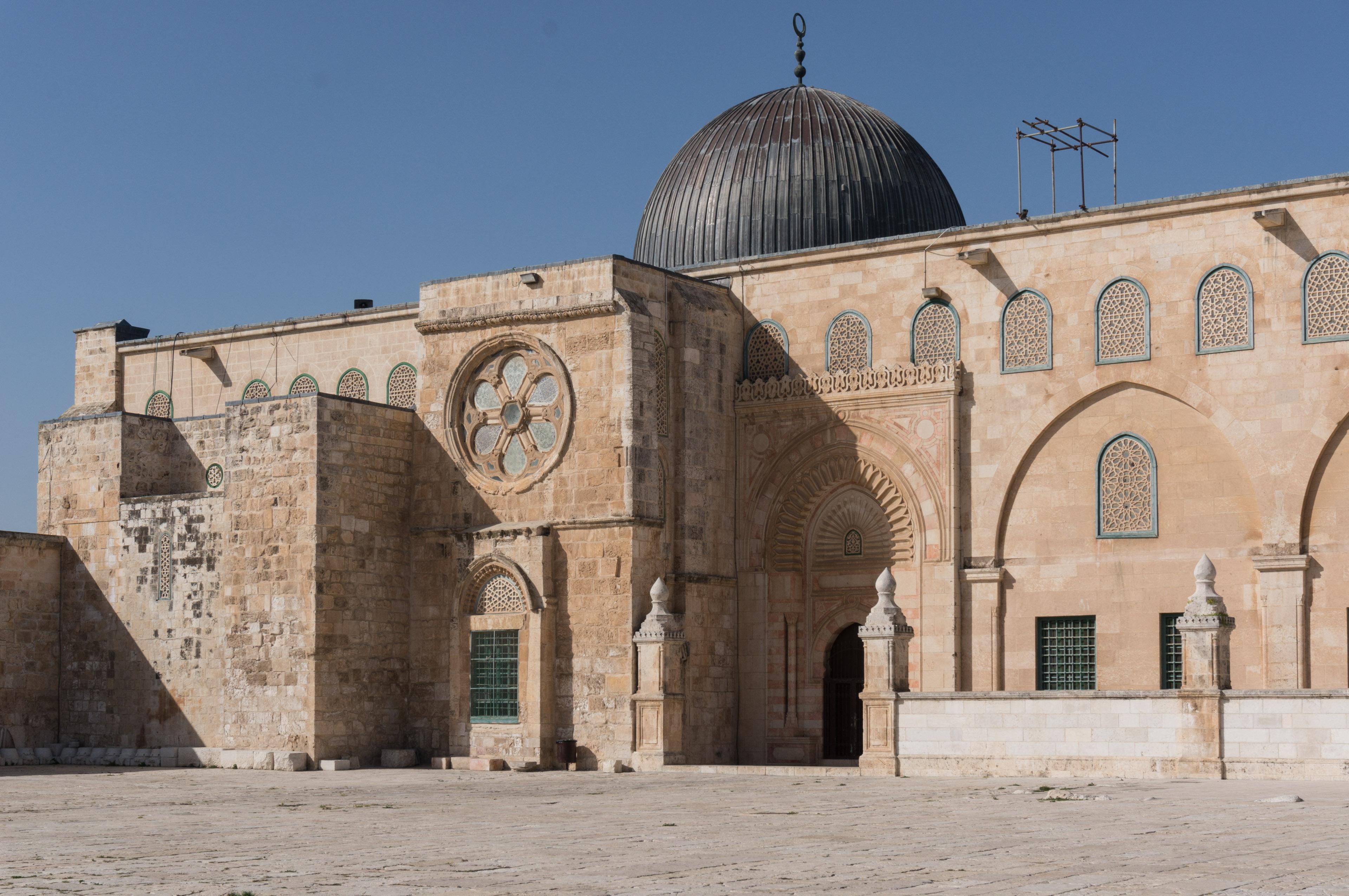 File Jerusalem Temple Mount Al Aqsa Mosque 27900390780 Jpg