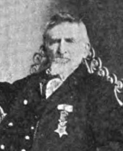 John Lilley (soldier) American Civil War Medal of Honor recipient