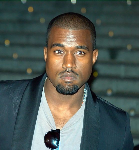 Kanye West at the 2009 Tribeca Film Festival-2