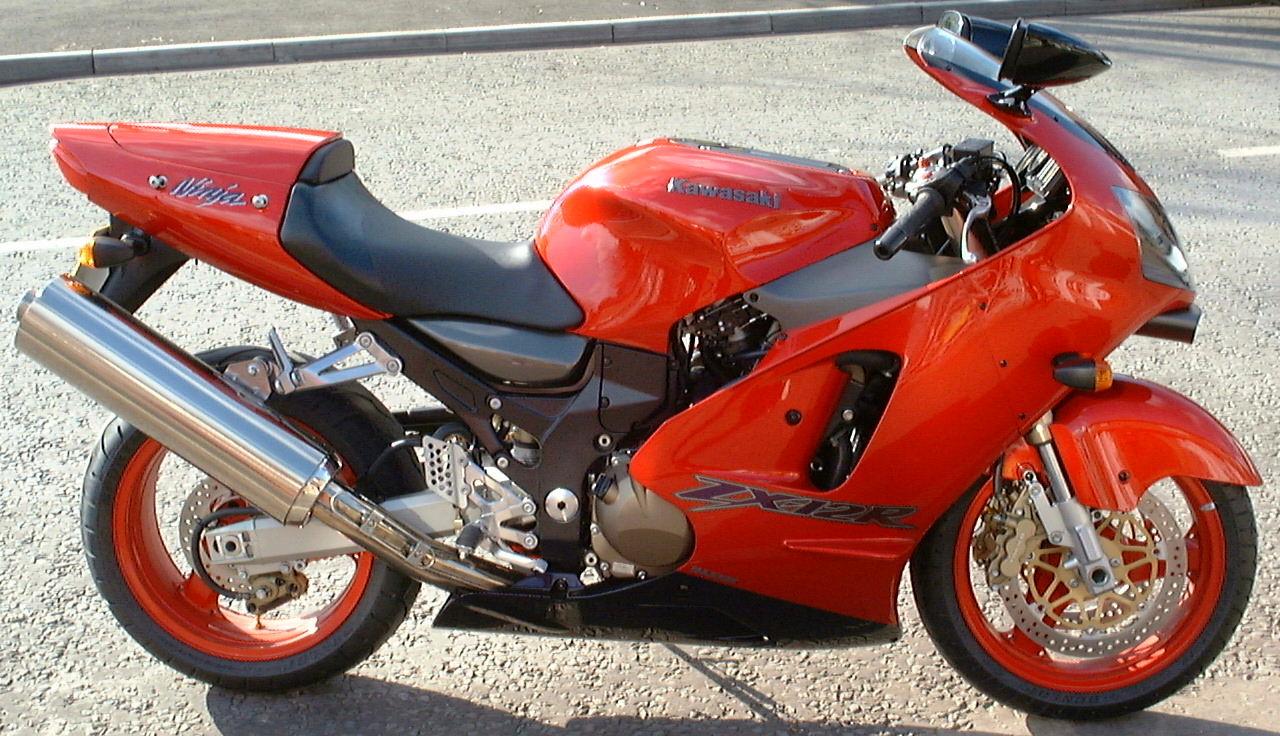Kawasaki Ninja Zx 12r Wikipedia