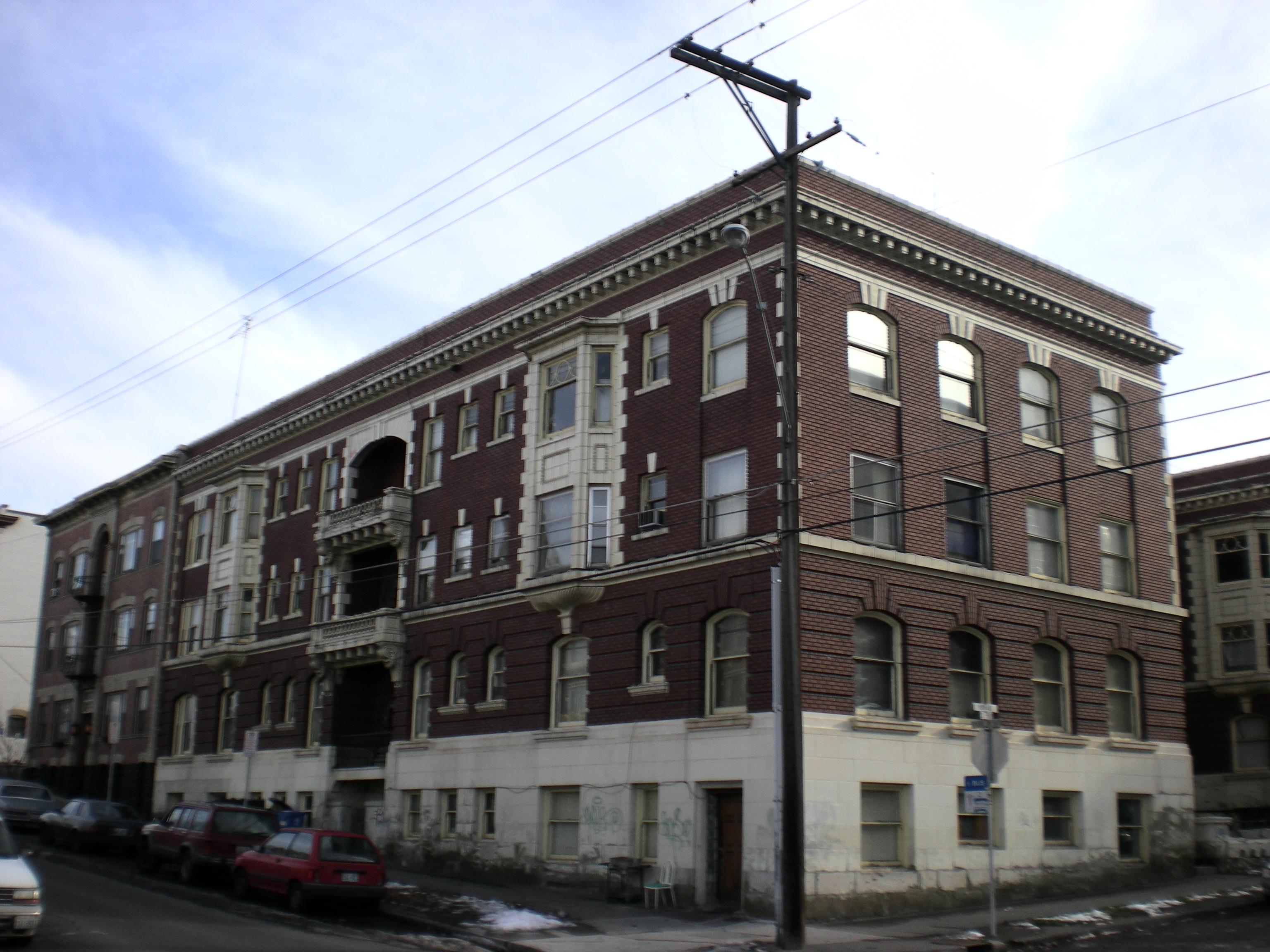 Knickerbocker Spokane Washington Wikipedia