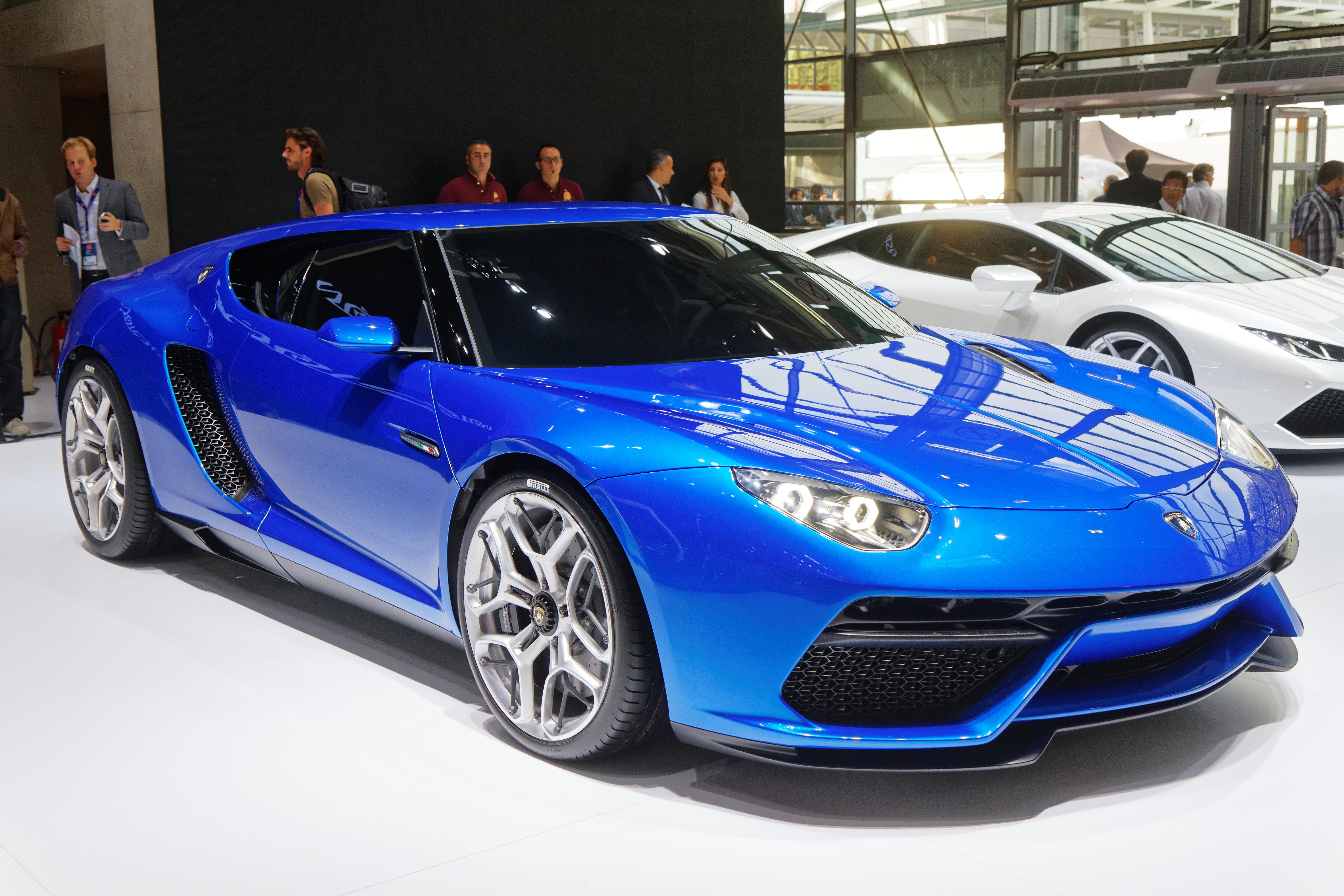 Lamborghini Asterion Wikipedia