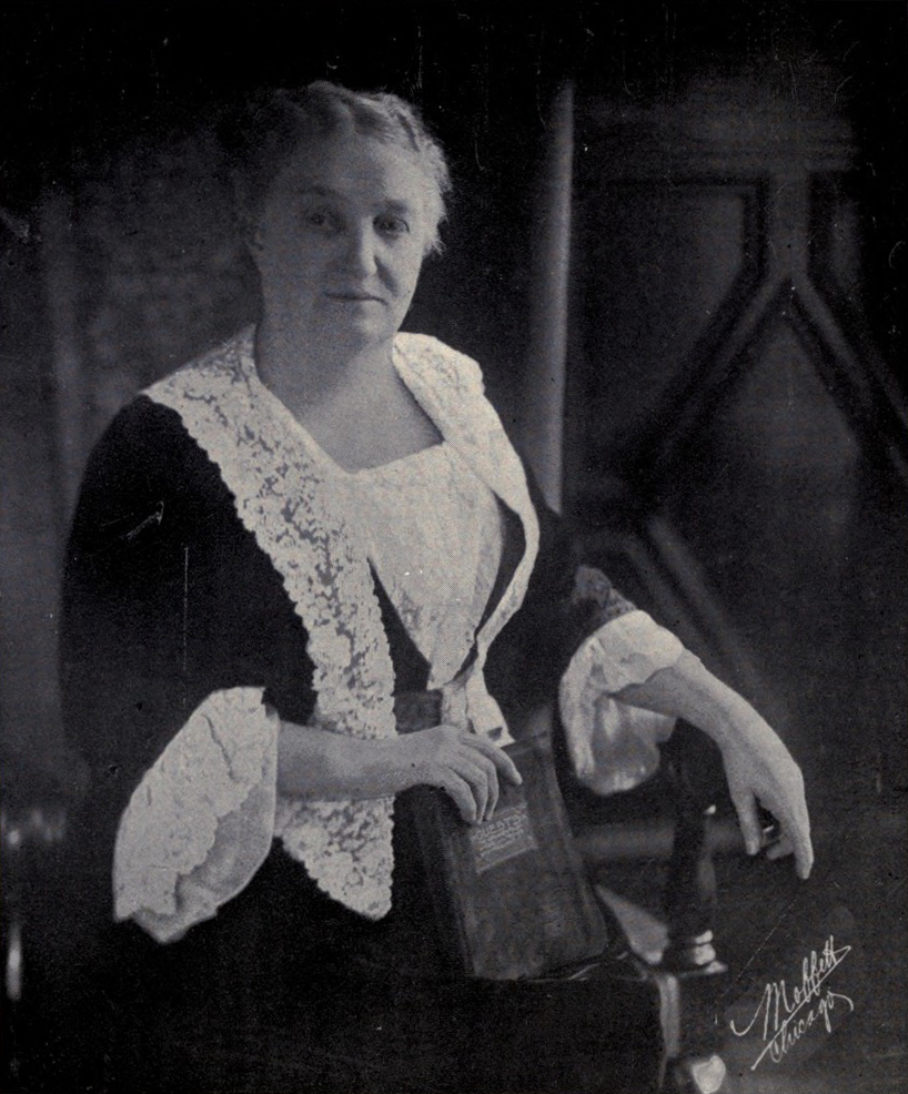 Letitia Stevenson Second Lady of the United States