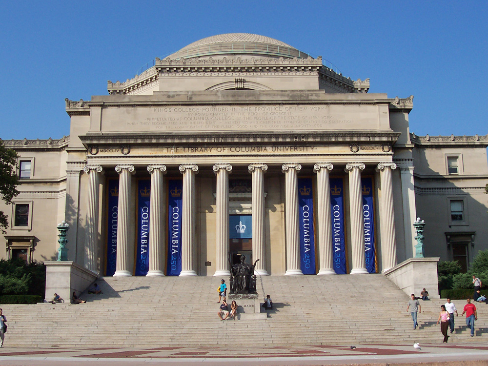 Columbia Law School Sample Resume