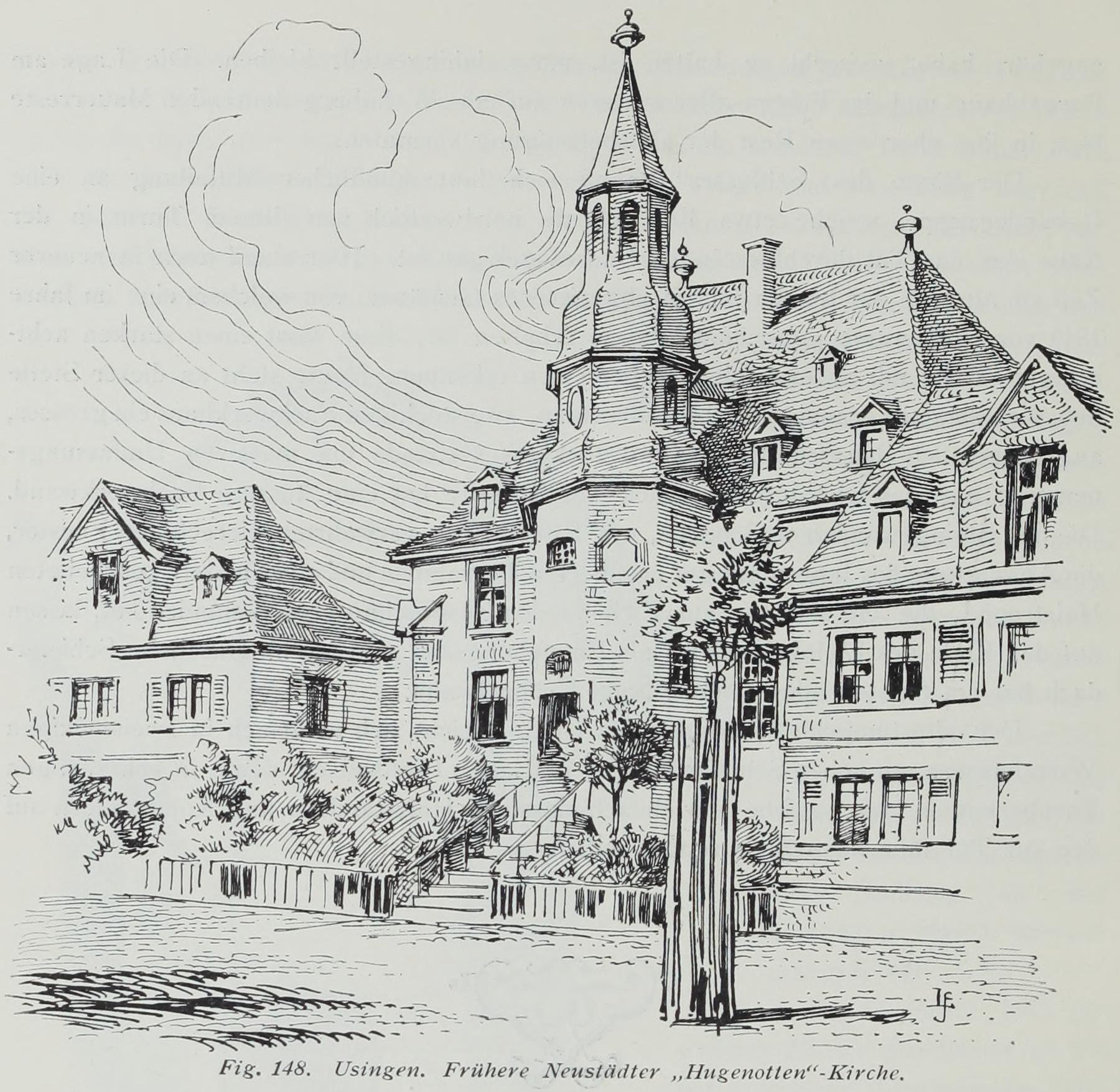 Datei:Luthmer II-148-Usingen frühere Neustädter Hugenotten-Kirche ...