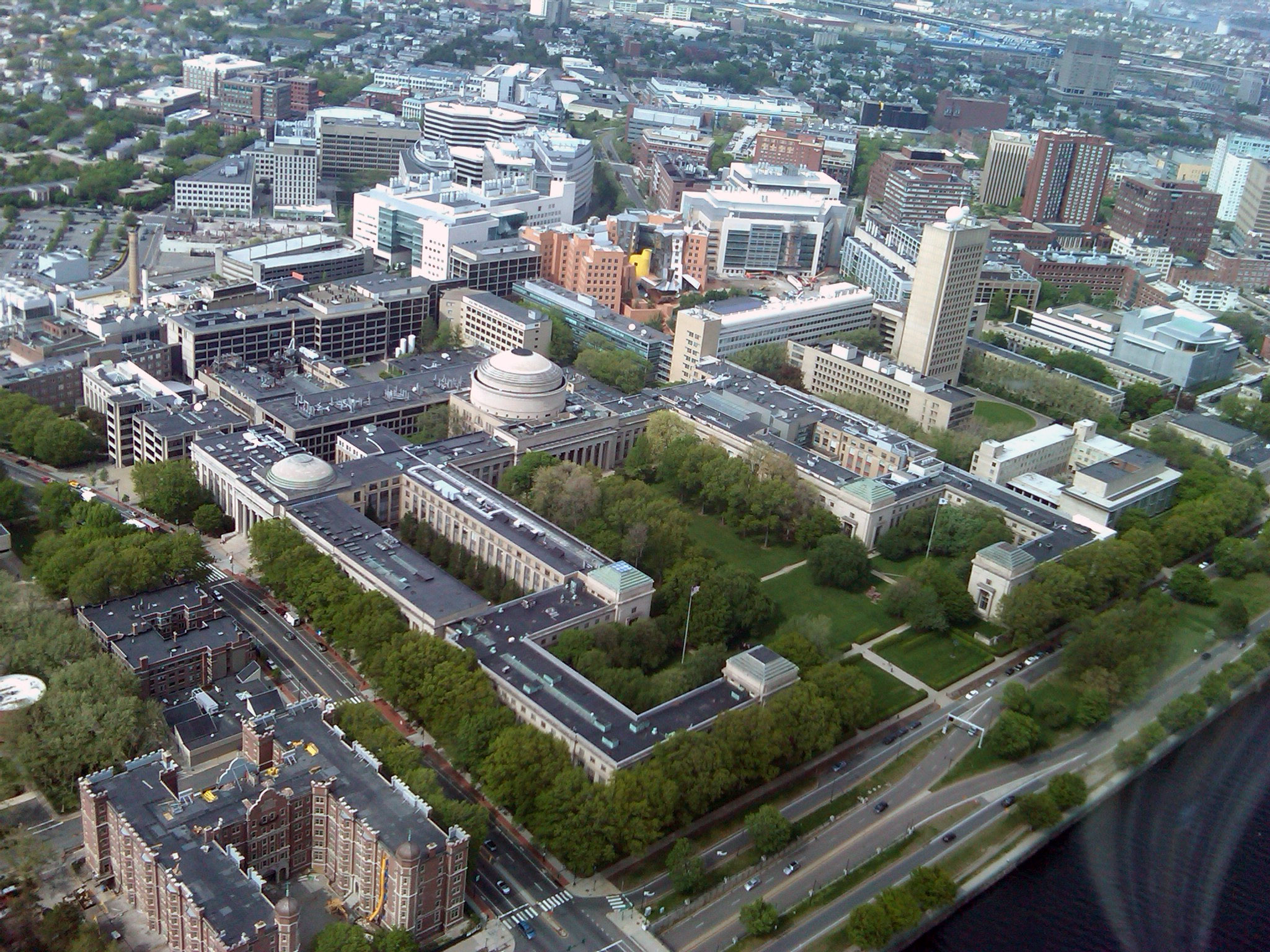 Applied Materials Campus Map.Campus Of The Massachusetts Institute Of Technology Wikipedia