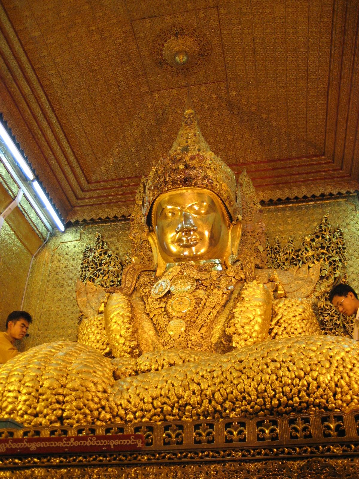Mahamuni Bouddha