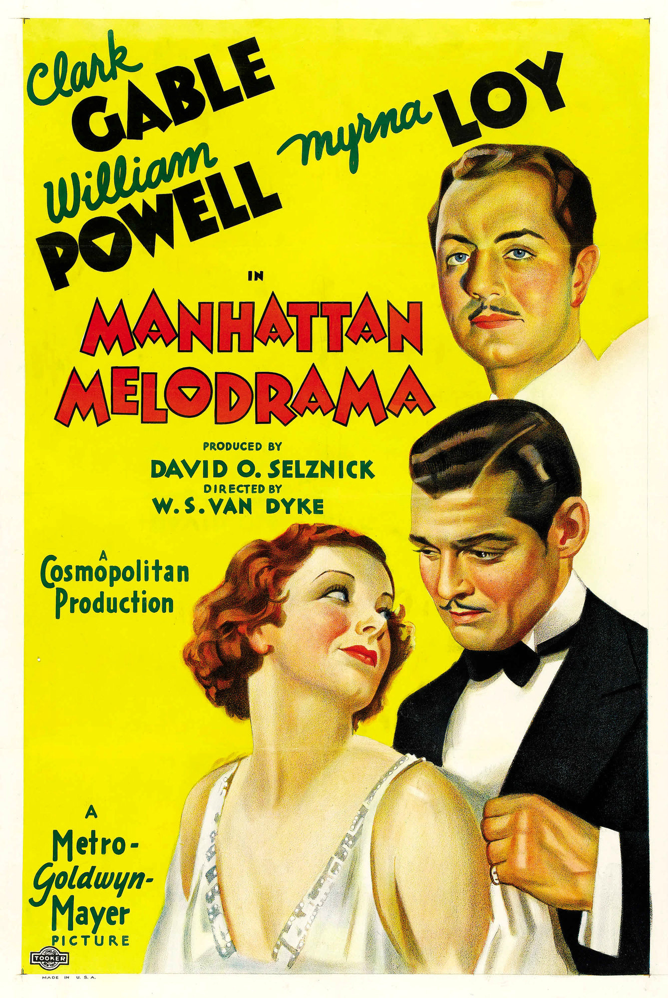 Image result for images of manhattan melodrama