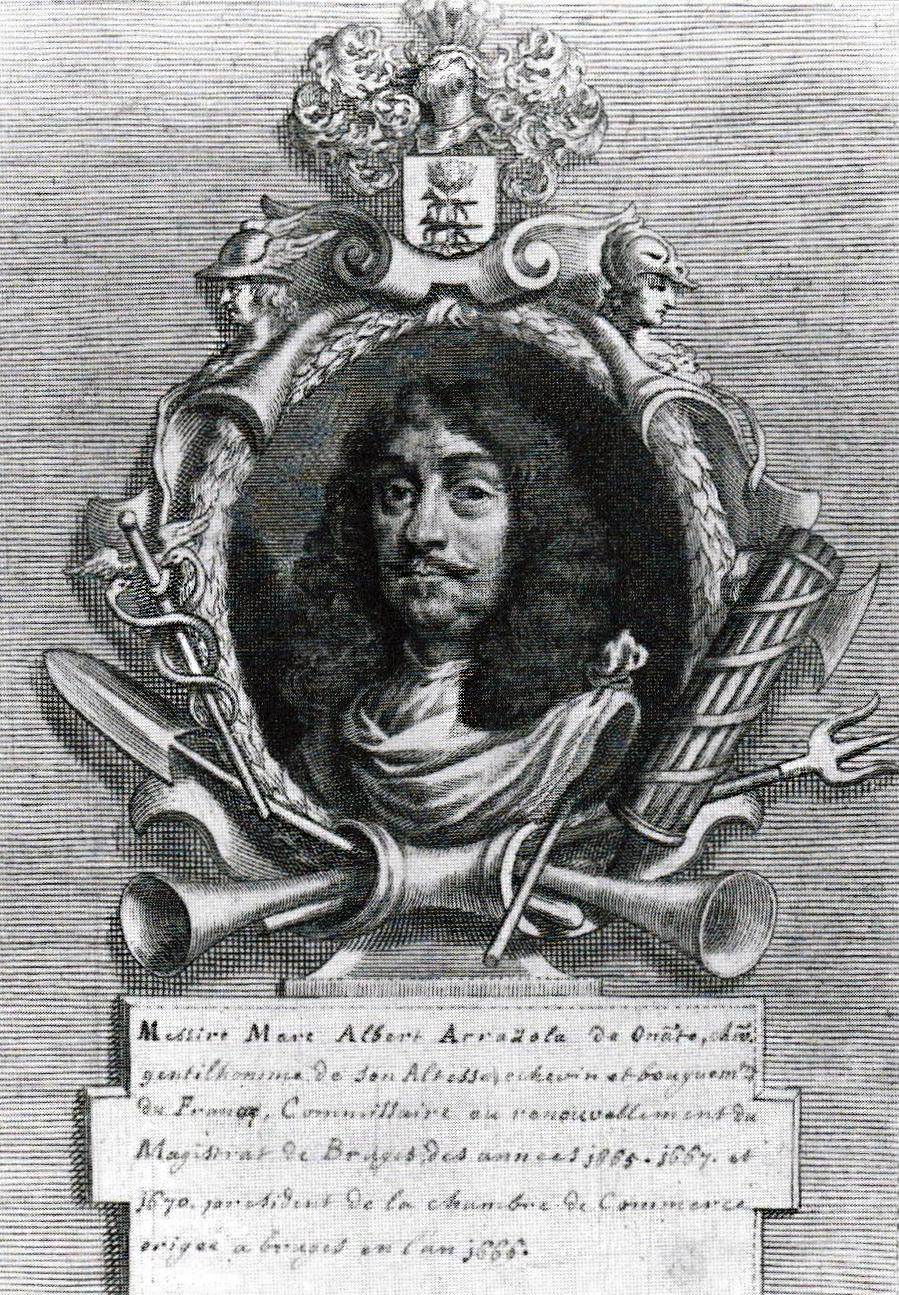 Marc Arrazola De O 241 Ate Wikipedia