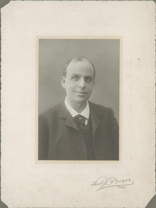 Marcel Schwob French writer