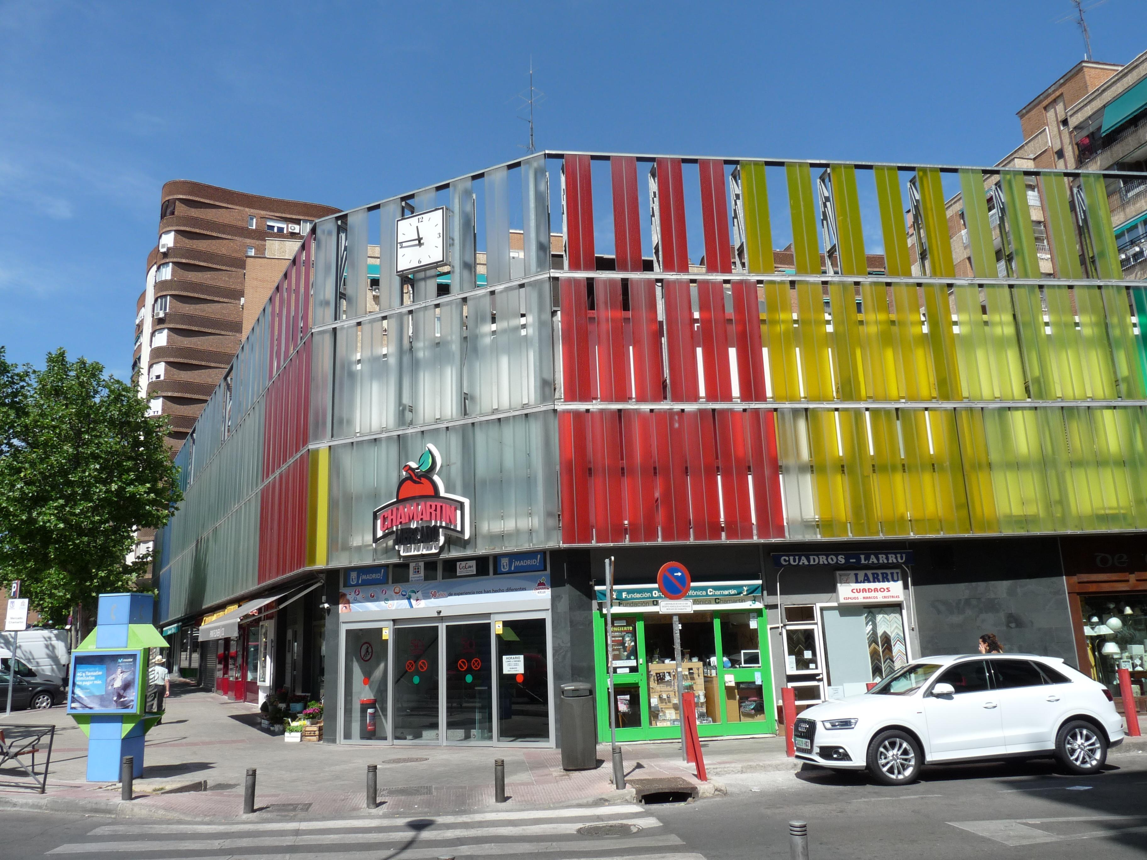 FileMercado de Chamartn Madridjpg  Wikimedia Commons