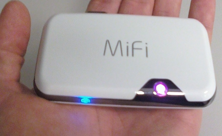 MiFi2372 Greatest travel gifts of 2011