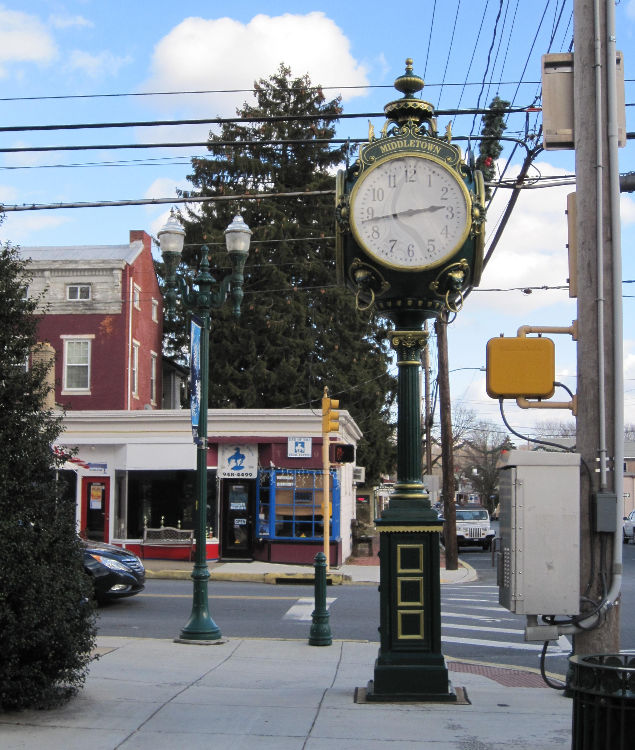 Мидлтаун (округ Дофин, Пенсилванија)