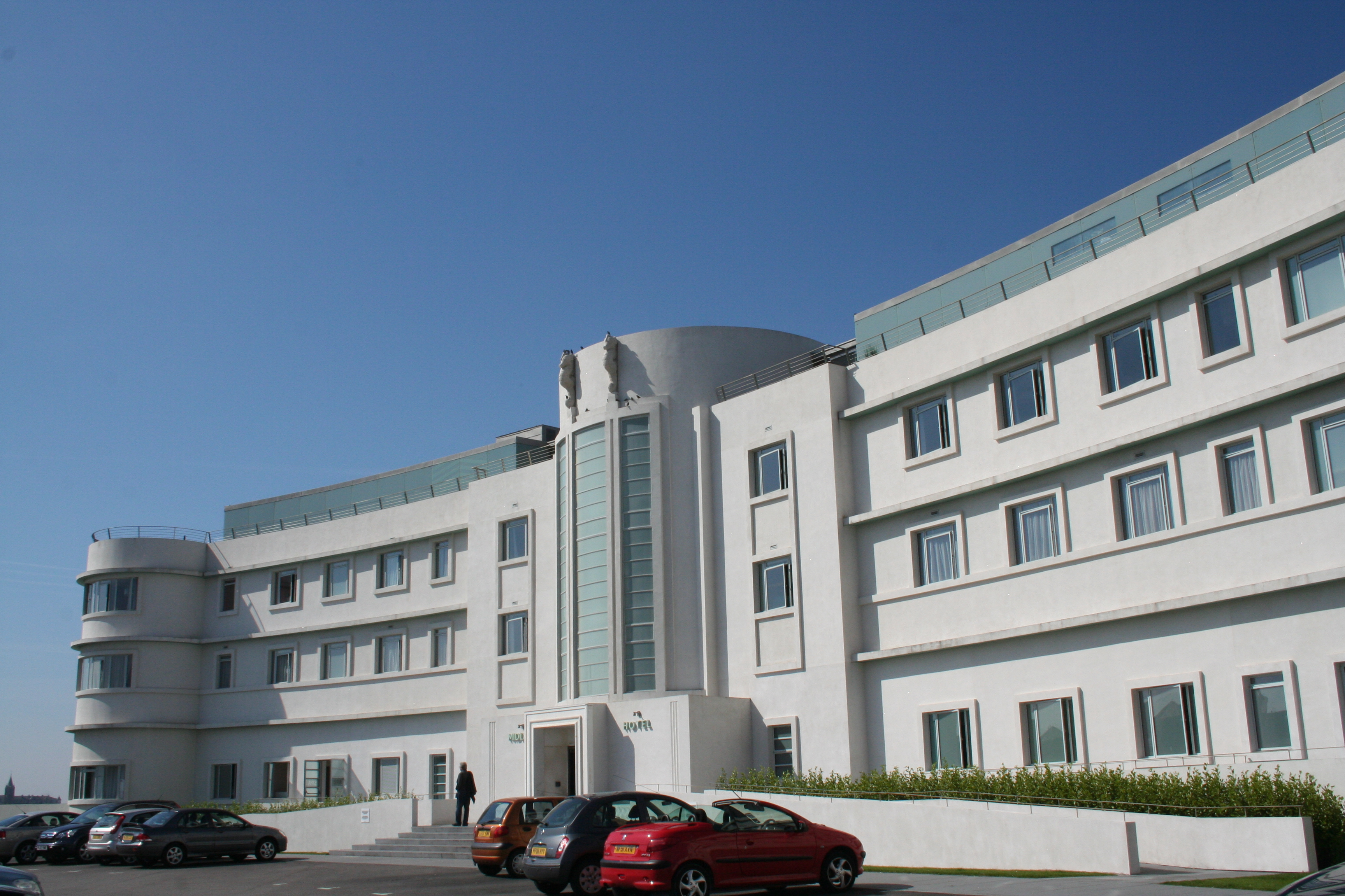 Build A House File Midland Hotel Morecambe Lancashire England