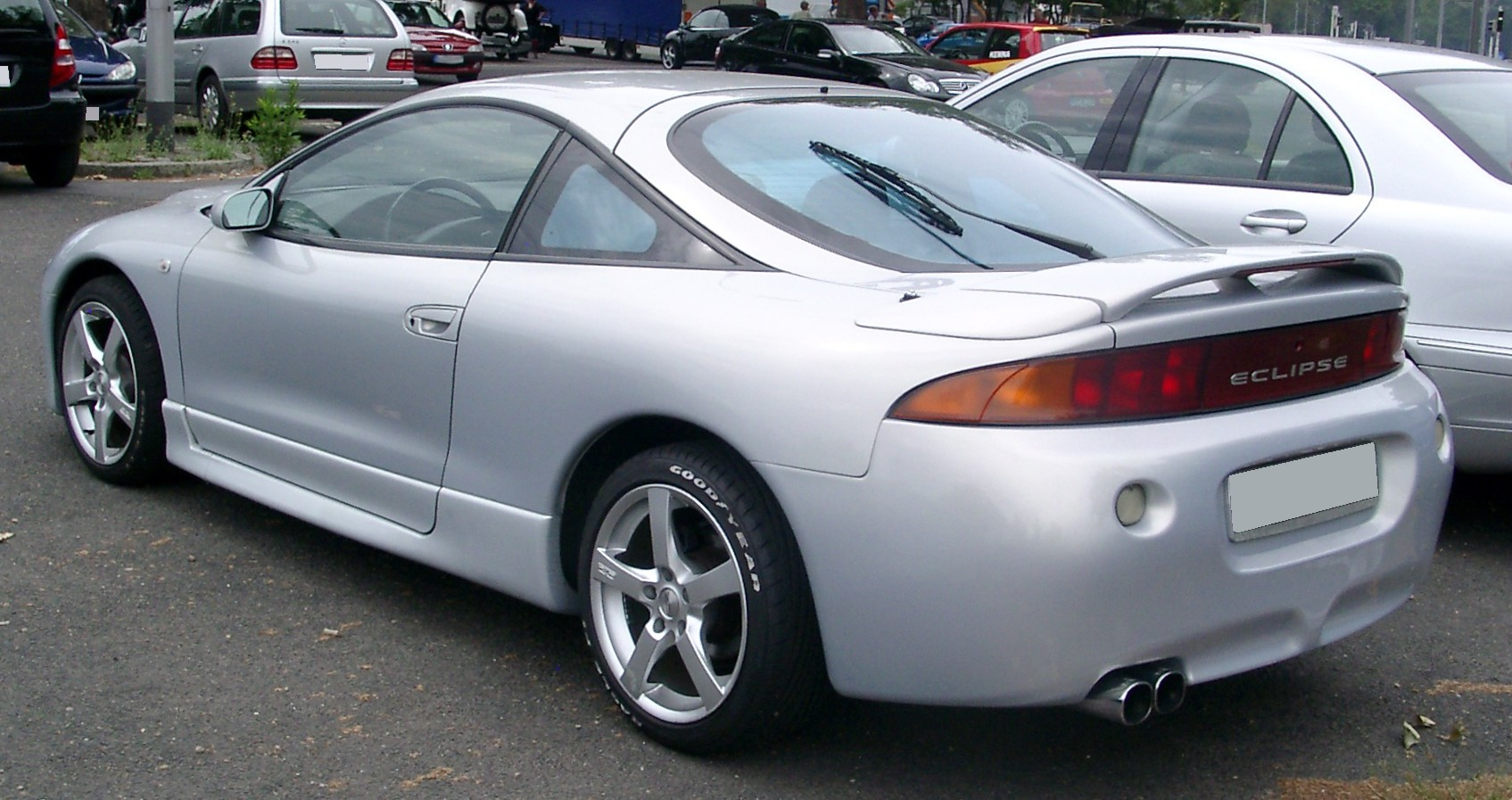 File:Mitsubishi Eclipse rear 20080801.jpg