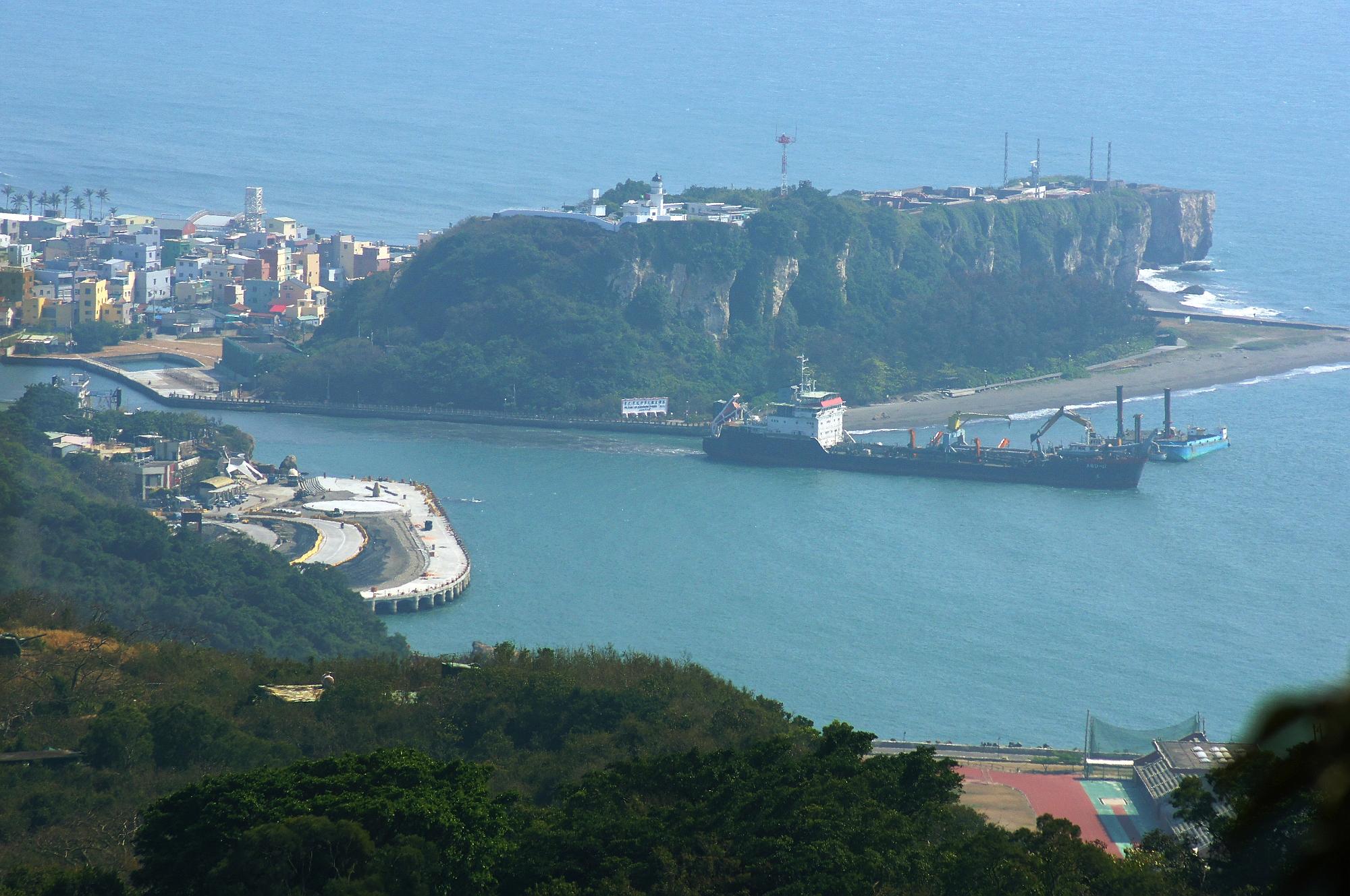 Kaohsiung Taiwan  city pictures gallery : Mountain Qi Hou, Kaohsiung, Taiwan Wikimedia Commons