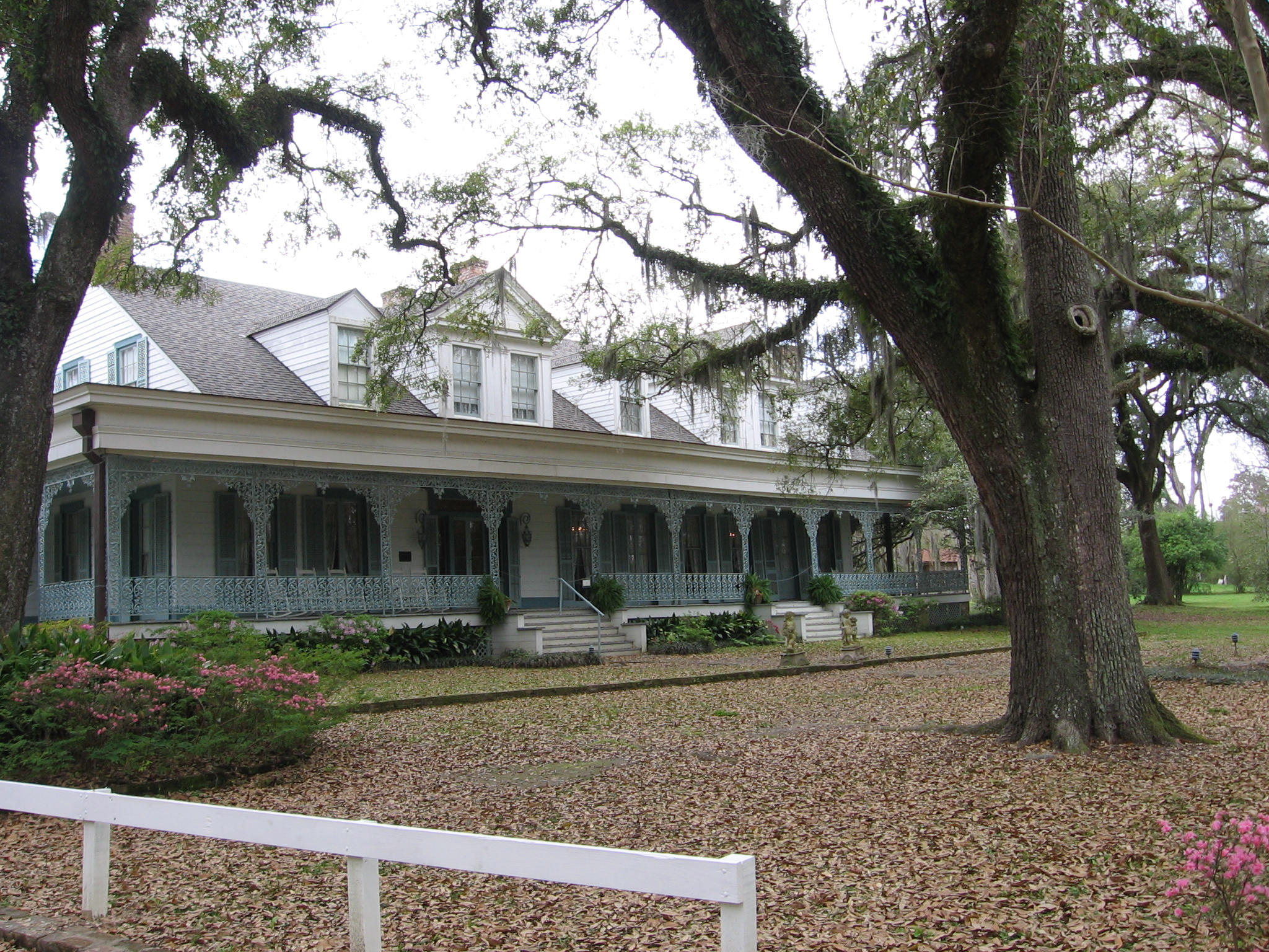 Haunted Myrtles Plantation in St. Francisville, Louisiana