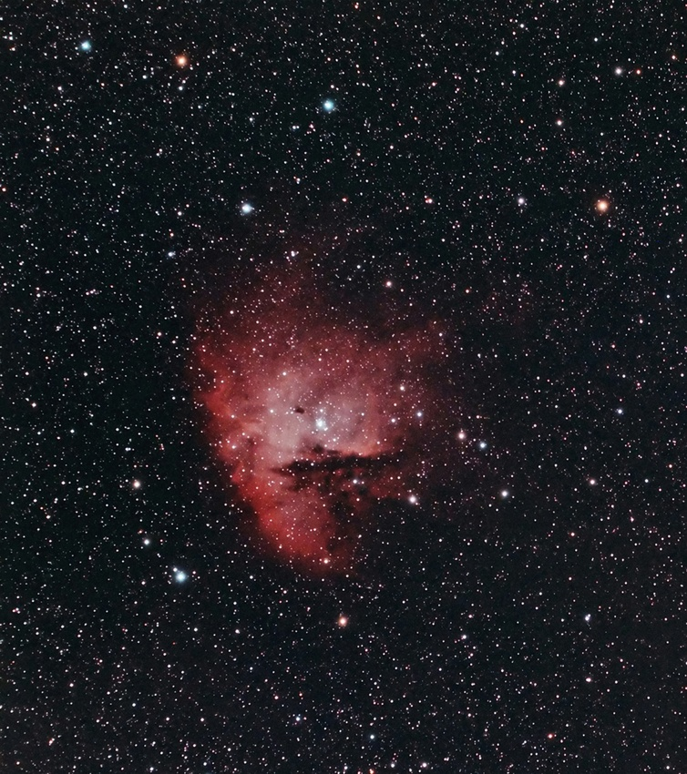 """NGC 281 - """"Pacman"""""""
