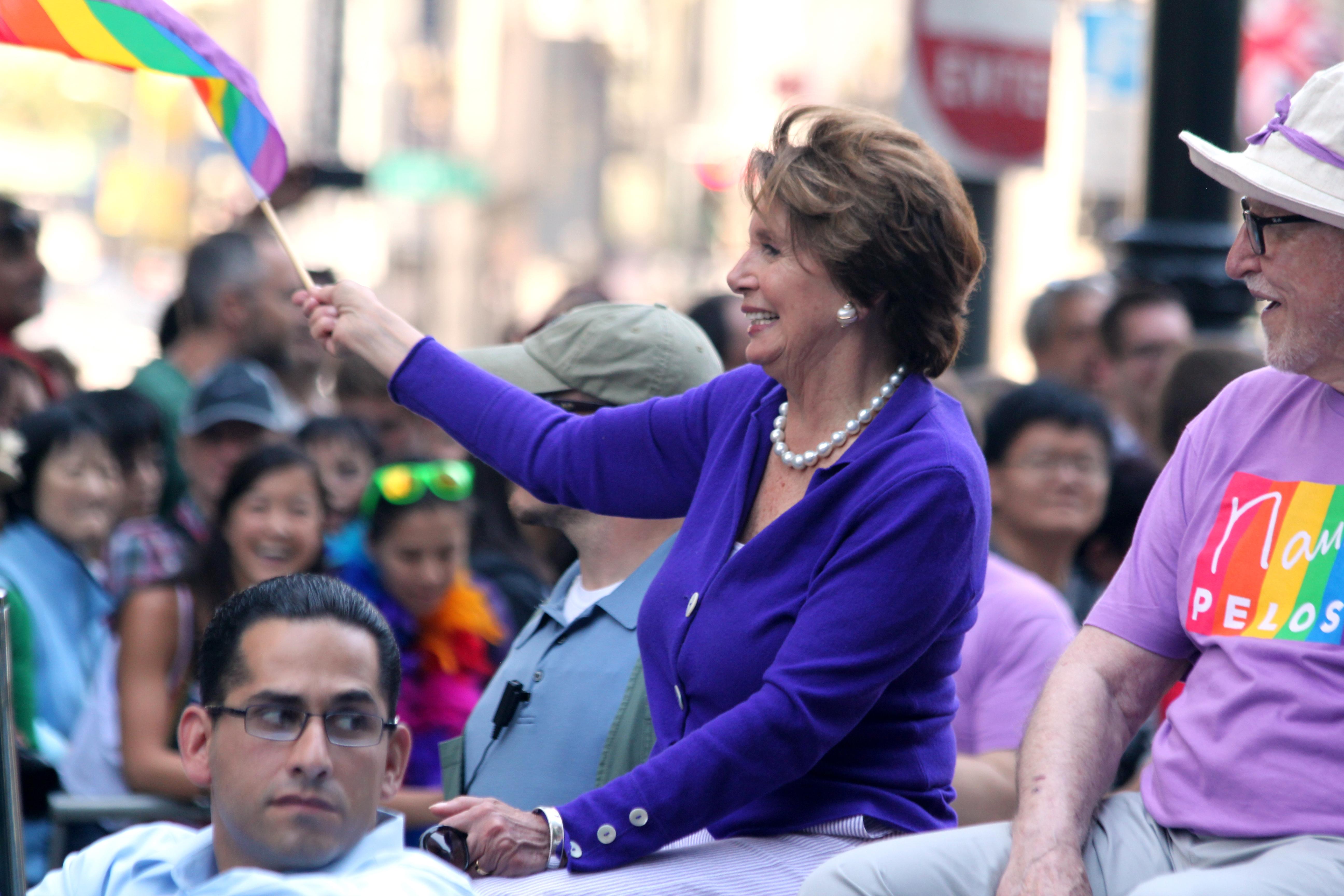 Nancy Pelosi Bra Size