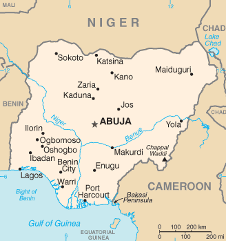 Map of Nigeria from the CIA World Factbook Ni-map.png