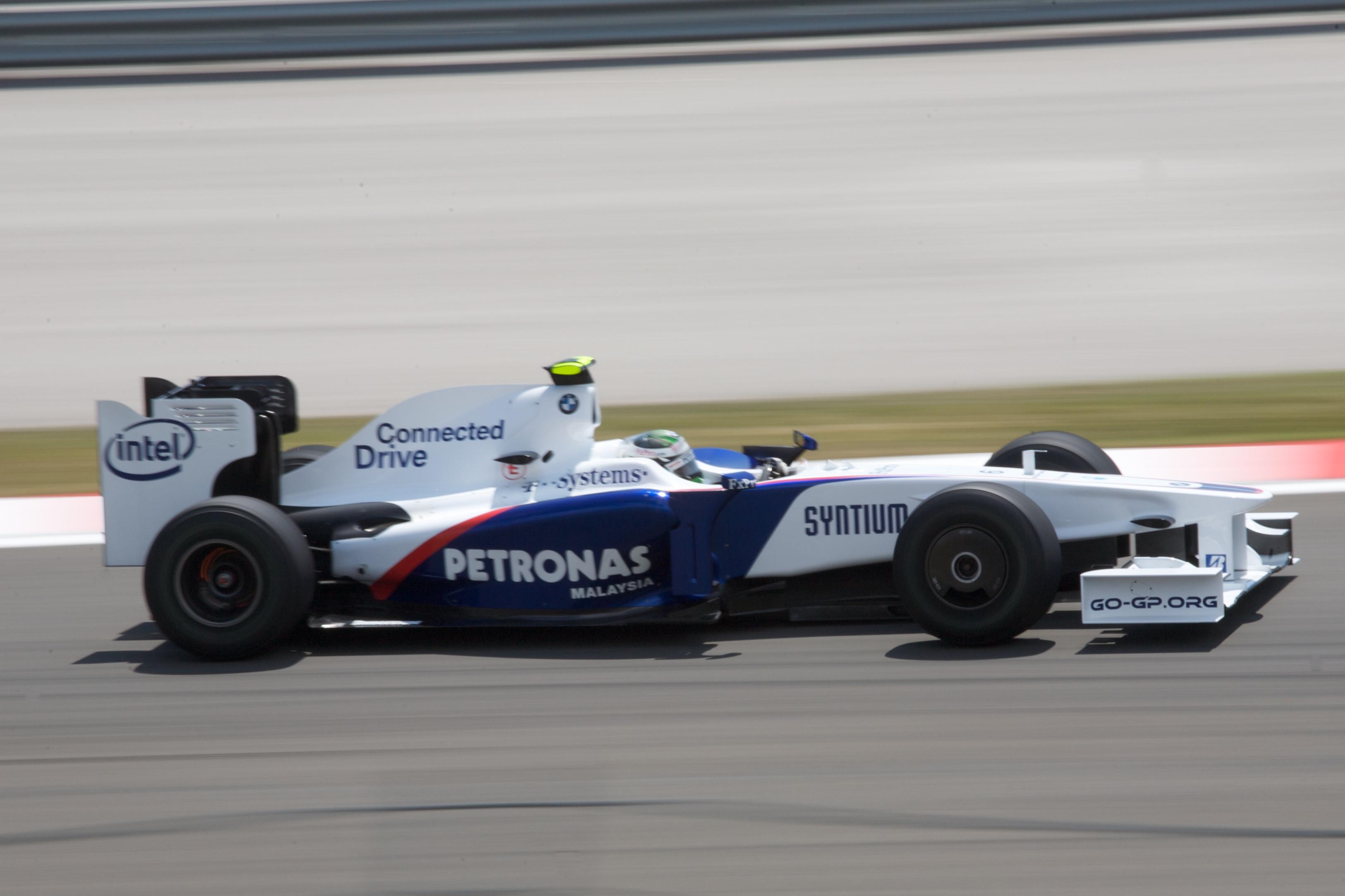 BMW Sauber F1.09 #