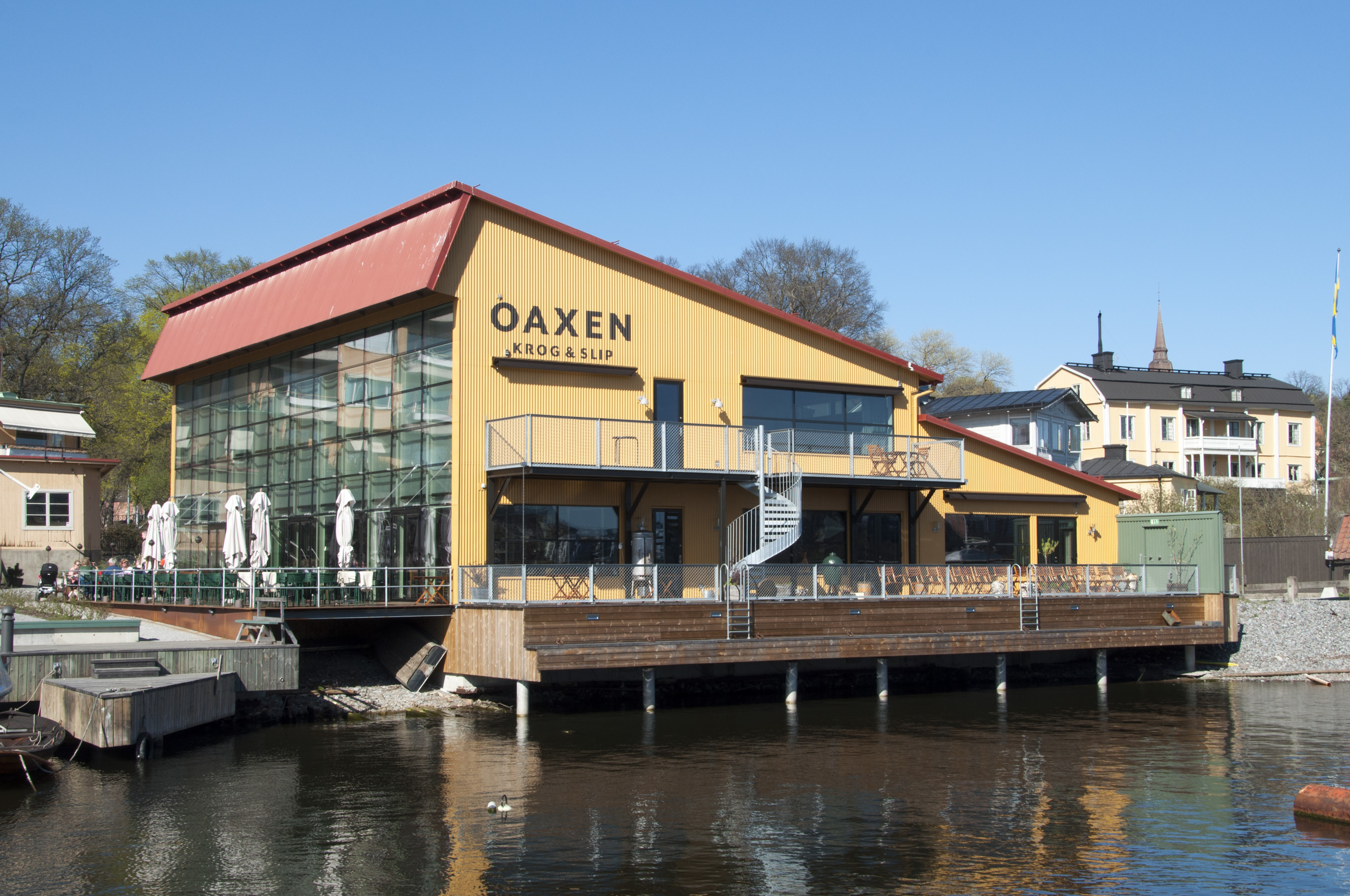 oaxen krog & slip stockholm