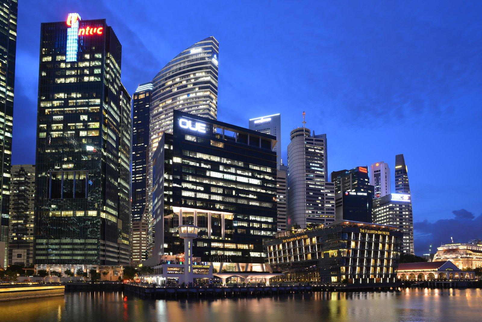 Singapore Restaurant One Star Michelin