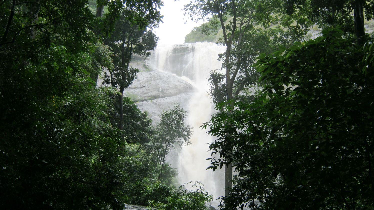 Palaruvi Waterfalls