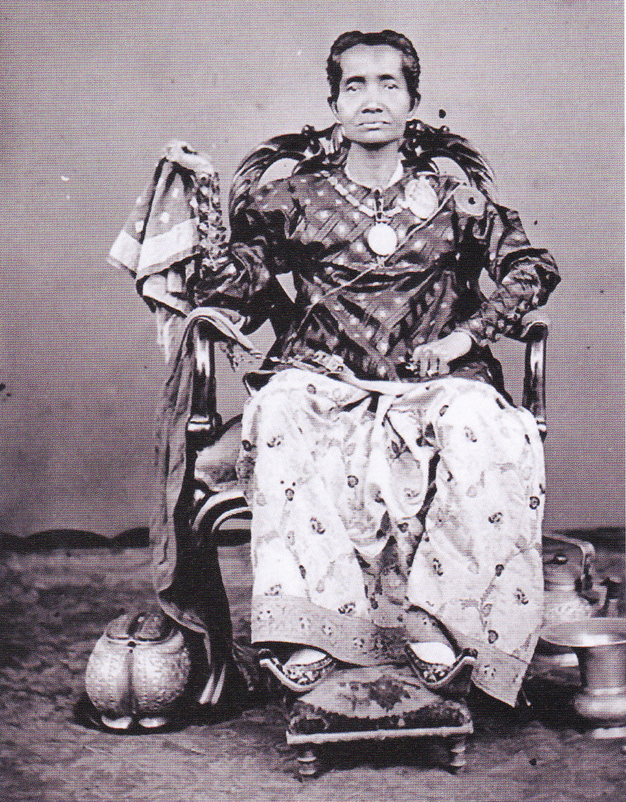Siti Aisyah We Tenriolle - Wikipedia