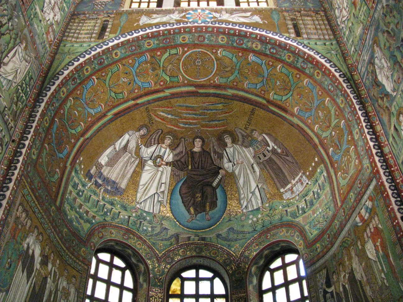 Image result for san vitale ravenna
